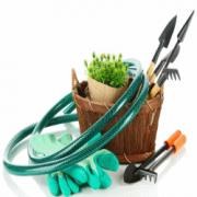 Садовый инструмент, шланги